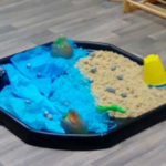 Fireflies Nursery Sand Box